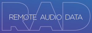 RAD - Remote Audio Data logo - from NPR