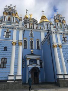 St. Michael's Golden-Domed Monastery - Kiev, Ukraine